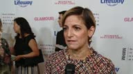 INTERVIEW Cynthia Leive at Women Making History Awards Honoring Kerry Washington Instagram COO Marne Levine SpaceX President COO Gwynne Shotwell at...