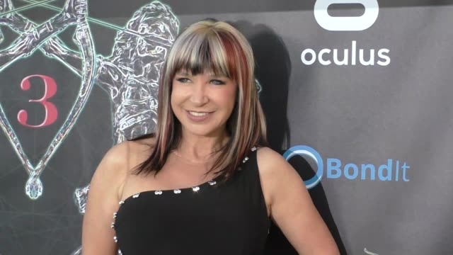 Cynthia Rothrock at the 2017 Artemis Women In Action Film Festival Opening Night Gala on April 20 2017 in Beverly Hills California