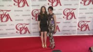 Cynthia Rowley and Zosia Mamet at 2012 CFDA Fashion Awards Arrivals on 6/04/2012 in New York NY United States