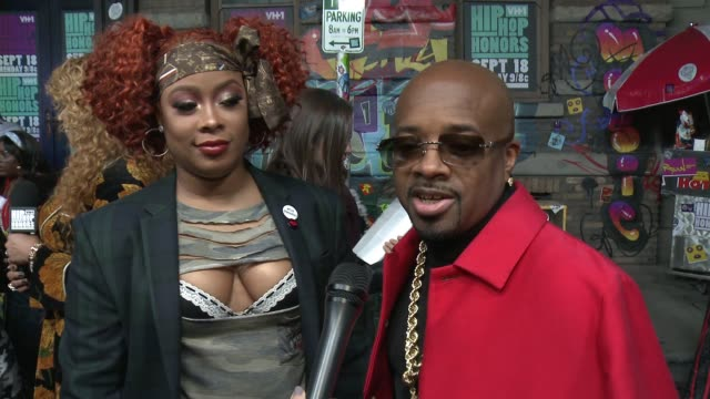 INTERVIEW Da Brat and Jermaine Dupri on what they are most excited about tonight on who they are looking forward to seeing on what their memories are...