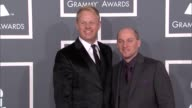 Dailey and Vincent at The 55th Annual GRAMMY Awards Arrivals in Los Angeles CA on 2/10/13