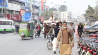 Daily life in Lahore, Pakistan.
