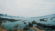 Dalian Heishijiao Seascape