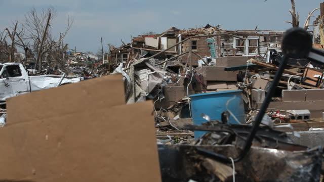 Damage from Tornado