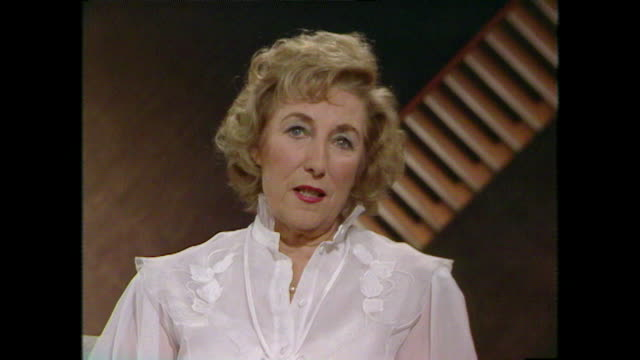 Dame Vera Lynn says that her fame started before WWII and mentions a competition run by the Daily Express 1984 LLVG340R AEVZ001J