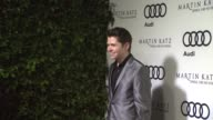 Damian McGinty at the Audi And Martin Katz Celebrate The 2012 Golden Globe Awards in West Hollywood CA