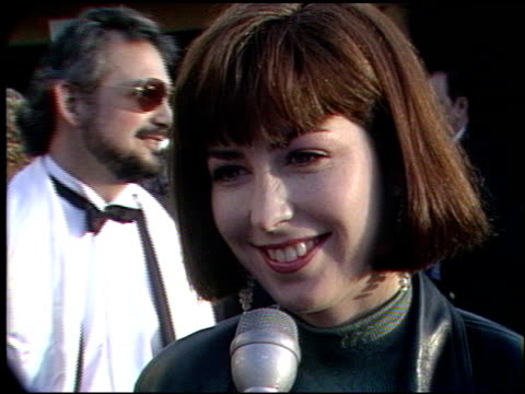 Dana Delaney at the 1989 People's Choice Awards at Disney Studios in Burbank California on March 12 1989