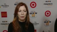 INTERVIEW Dana Delaney on why its important for her to support GLSEN at 11th Annual GLSEN Respect Awards – Los Angeles in Los Angeles CA