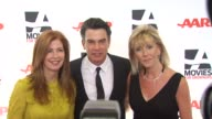 Dana Delany and Peter Gallagher at the AARP The Magazine's 10th Annual Movies For Grownups Awards at Beverly Hills CA