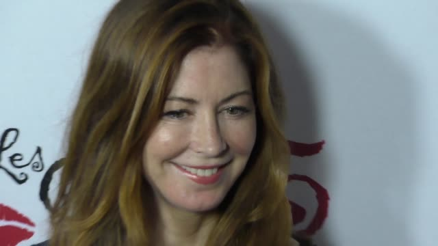 Dana Delany at the 15th Annual Les Girls Cabaret at Avalon Nightclub in Hollywood on October 11 2015 in Los Angeles California