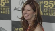 Dana Delany at the 2010 Film Independent's Spirit Awards Arrivals at Los Angeles CA
