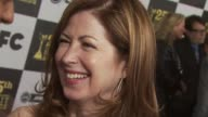 Dana Delany at the 2010 Film Independent's Spirit Awards Arrivals Part 2 at Los Angeles CA