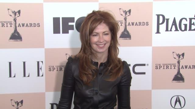 Dana Delany at the 2011 Independent Spirit Awards Arrivals at Santa Monica CA