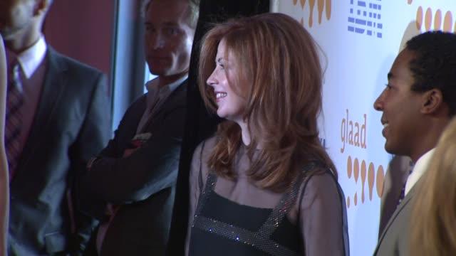 Dana Delany at the 20th Annual GLAAD Media Awards at Los Angeles CA