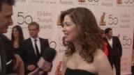 Dana Delany at the 50th Monte Carlo TV Festival Closing Ceremony at MonteCarlo
