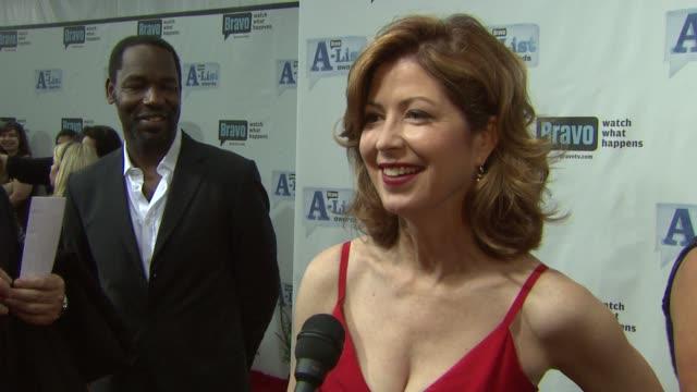 Dana Delany at the Bravo's AList Awards at New York NY
