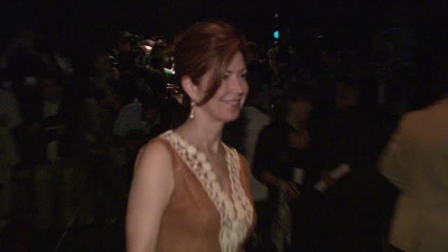 Dana Delany at the Los Angeles Fashion Week Kevan Hall at Los Angeles CA
