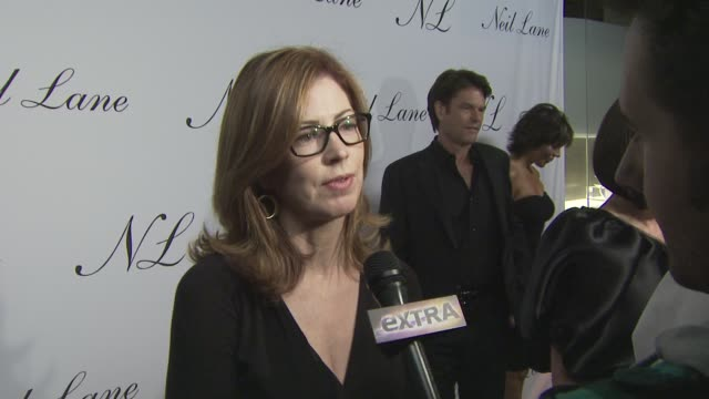 Dana Delany at the Neil Lane Jewelry opens flagship store at Los Angeles CA