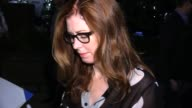 Dana Delany with fans at Raising The Bar To End Parkinson's in Sherman Oaks in Celebrity Sightings in Los Angeles