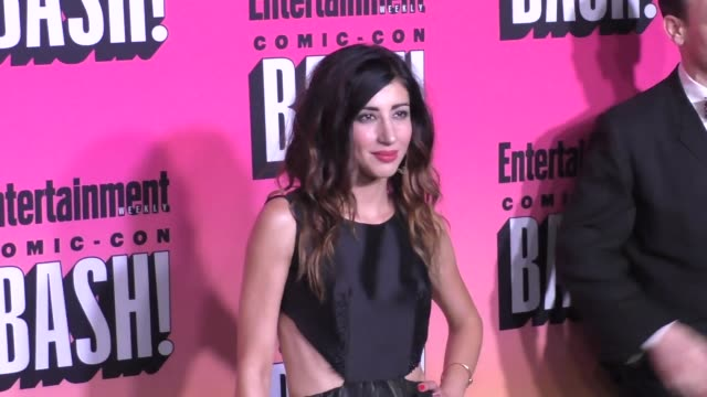 Dana DeLorenzo at Entertainment Weekly Hosts Annual ComicCon Celebration at Float at Hard Rock Hotel San Diego on July 23 2016 in San Diego California