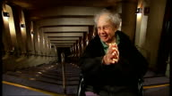 Merce Cunningham interview Cunningham interview SOT On working with different composers / On working with artist Robert Rauschenberg
