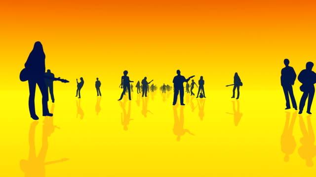 Dance & music floor HD