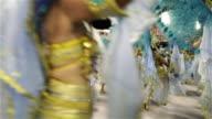 MS Dancers in Rio Carnival parade / Rio de Janeiro, Brazil