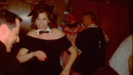 Dancing at Costume Party / Drinking and Music / Costume Party on October 31 1971 in Los Angeles CA