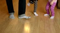 Tanz Füße