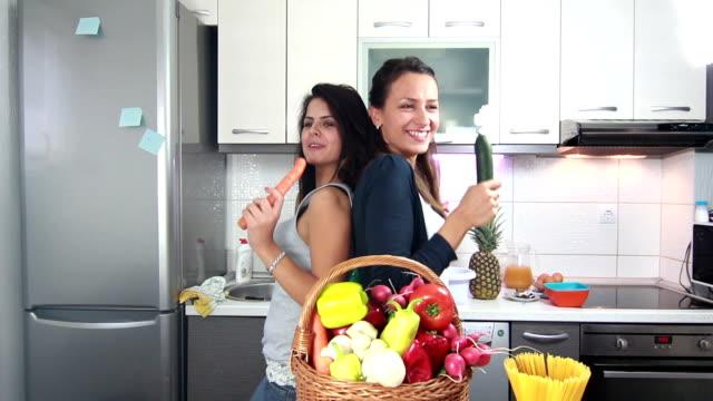 Tanz in der Küche