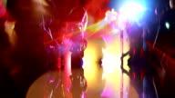 Tanz Nacht Club Lights