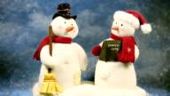 Dancing Snowman HD