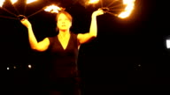 Dancing with fire is my passion
