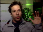 Dane Cook at the Launch Party for XBOX's Next Generation Console XBOX 360 at a private residence in Beverly Hills California on November 16 2005