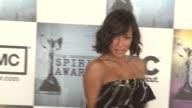 Dania Ramirez at the Film Independent's 2009 Spirit Awards Arrivals Part 3 at Los Angeles CA