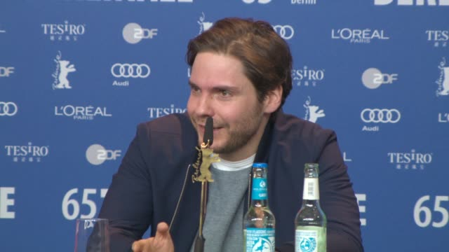 INTERVIEW Daniel Bruhl on his fondest memories of being at the festival what it means to be in competition the challenges of the jury on judging the...