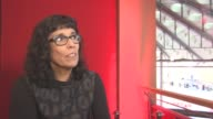 INTERVIEW Daniela Thomas on female slavery on the Olympics opening ceremony in Rio at Berlin Film Festival 'Vazante' Interviews at Berlinale Palast...