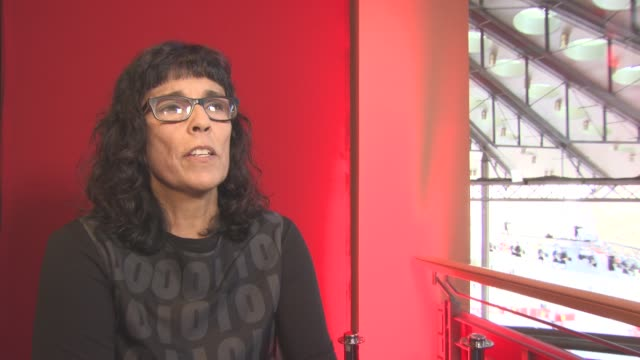 INTERVIEW Daniela Thomas on the question of slavery in Brazil at Berlin Film Festival 'Vazante' Interviews at Berlinale Palast on February 16 2017 in...