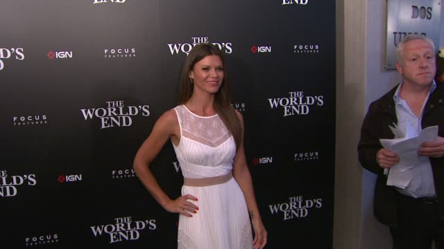 Danielle Vasinova at IGN Focus Features Celebrate The World's End Party At ComicCon 2013 on 7/18/2013 in San Diego CA