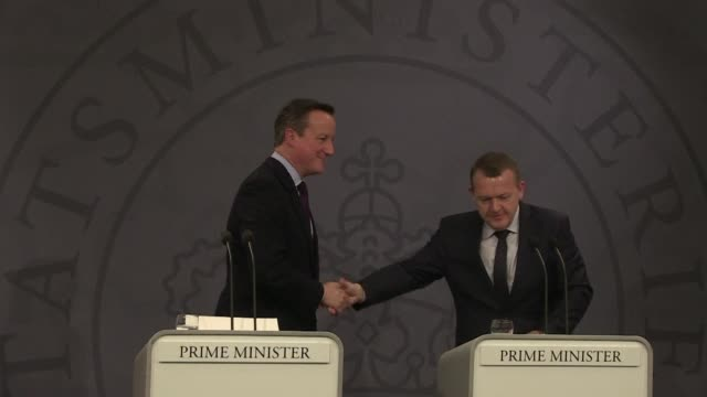Danish Prime Minister Lars Lokke Rasmussen on Friday lent support to his British counterpart who is seeking a deal that will keep Britain in the...