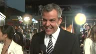 Danny Huston on not being a fan of the first movies about working with Hugh and what to expect from the movie at the 'XMen Origins Wolverine'...