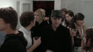 Danny Masterson at the Jeff Vespa's Eat Me Art Show Opening at the LoFi Gallery in Los Angeles California on May 4 2006
