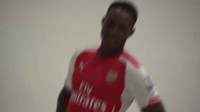Danny Welbeck became Arsenal's fifth signing of a busy summer when he joined the club on transfer deadline day Behind the scenes of his first...