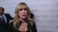 Daphna Ziman on being at the event and on the AFMDA at American Friends Of Magen David Adom's Red Star Ball at The Beverly Hilton Hotel on November...