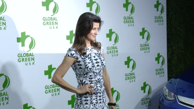 Daphne Zuniga at the Global Green USA 12th Annual PreOscar® Party Avalon on February 18 2015 in Hollywood California