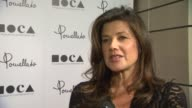 Daphne Zuniga on being a part of the night why it's a fitting location for Pomellato what she appreciates about the brand why it's important to...