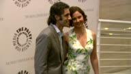 Dario Franchitti Ashley Judd at Premiere Screening And Panel With New ABC Series Missing on 4/10/12 in Beverly Hills CA