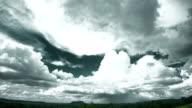 Dark cloud Time Lapse 4K