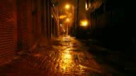 Urban Vicolo buio