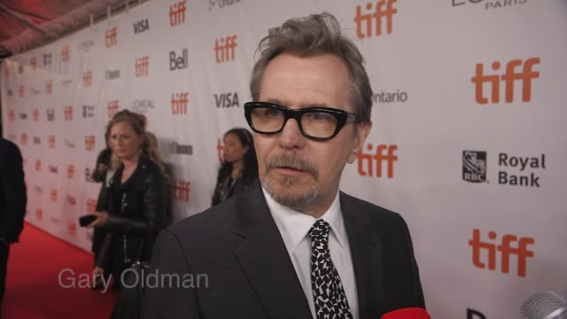 CHYRON 'Darkest Hour' Premiere Presented By Focus Features Toronto International Film Festival 2017 at Roy Thomson Hall on September 11 2017 in...